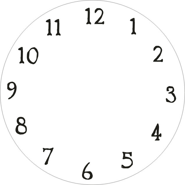 All Worksheets Blank Clock Worksheets Free Printable – Free Printable Clock Worksheets