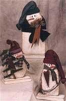 Copains des neiges Projets de métiers gratuits