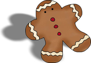 Gingerbread Man Crafts
