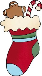Stuffed Stocking Pattern