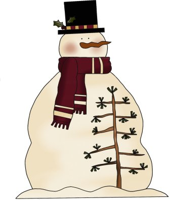 Snowman Poop Bag Topper  FREE Printable  Homeketeers