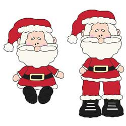 Santa Claus Patterns